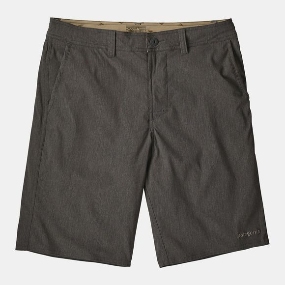 Patagonia Stretch Wavefarer Walk Shorts Forge Grey