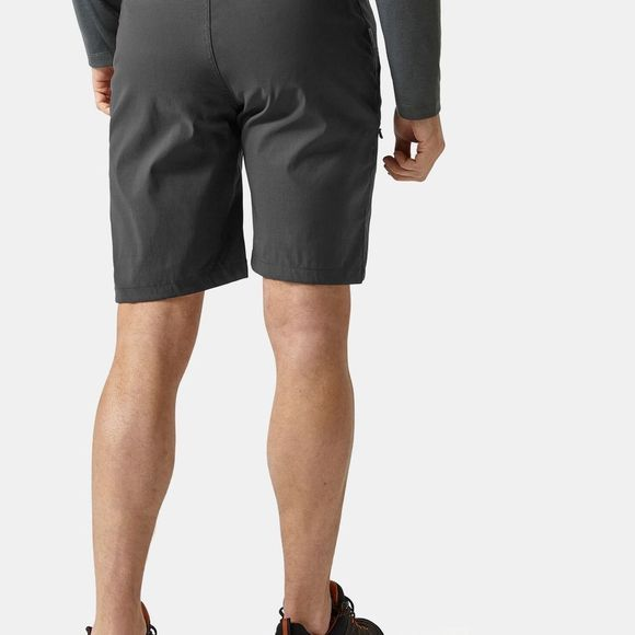 Craghoppers Mens Kiwi Pro Shorts Dark Lead