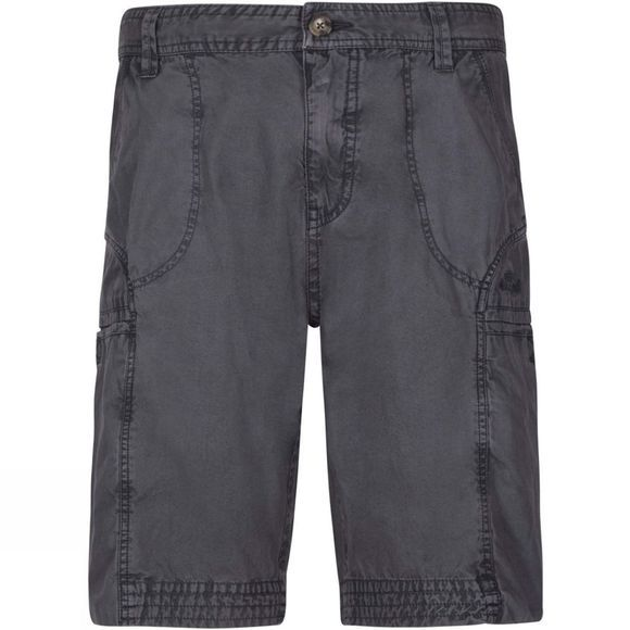 Weird Fish Mens Coltrane Shorts Coal
