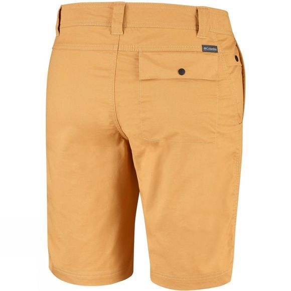 Columbia Mens Shoals Point Belted Shorts Pilsner
