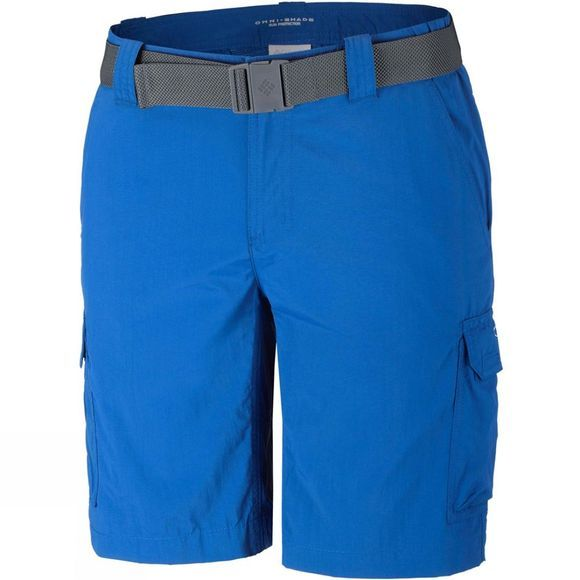 Columbia Mens Silver Ridge II Cargo Short Azul