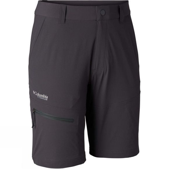Columbia Mens Featherweight Hike Short Shark