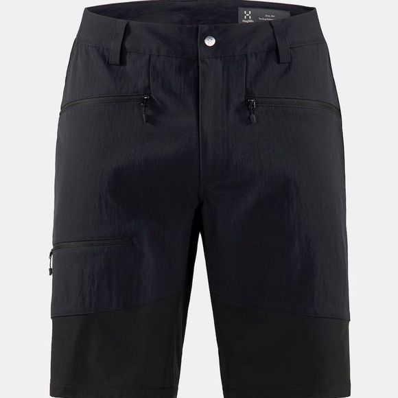Haglofs Mens Rugged Flex Shorts True Black
