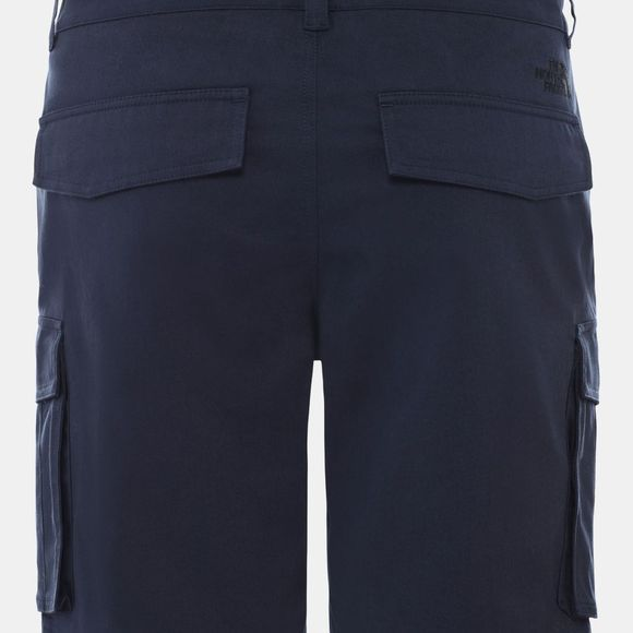 The North Face Mens Anticline Cargo Short Urban Navy