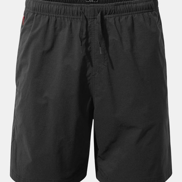 Craghoppers Mens NosiLife Antonio Short Black