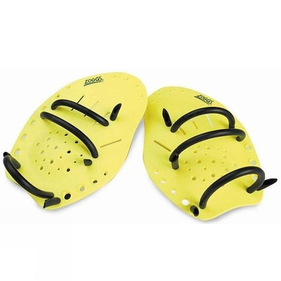 Zoggs Swim Matrix Hand Paddle Yellow