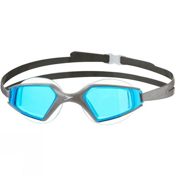 Speedo Unisex Aquapulse Max 2.0 Silver/Blue