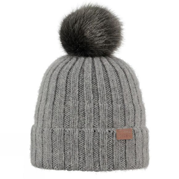 Barts Linda Beanie Dark Heather