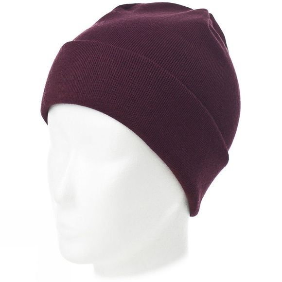 Riggler Lonesome George Beanie Dark Red