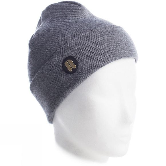 Riggler Lonesome George Beanie Mid Grey