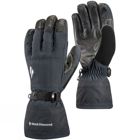 Black Diamond Men's Soloist Glove Black