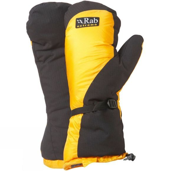 Rab Expedition 8000 Mitt Gold