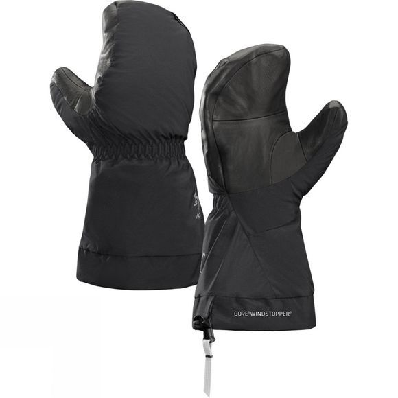 Arc'teryx Men's Alpha SV Mitten Black
