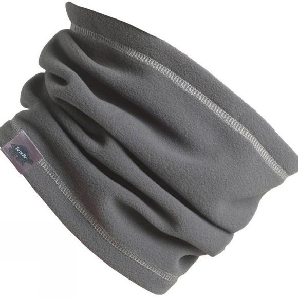 Turtle Fur MFS Single Layer Neckwarmer Graphite