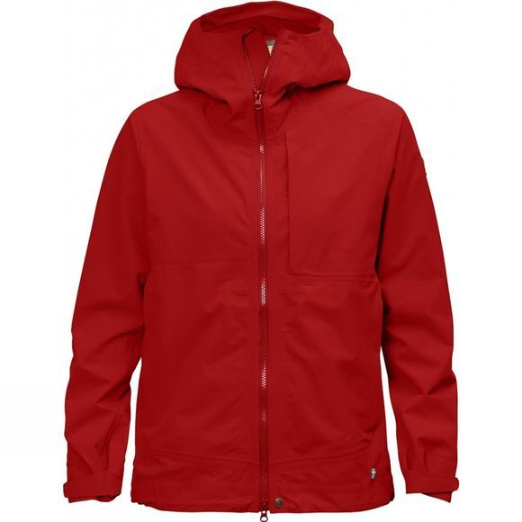 Womens Abisko Eco-Shell Jacket
