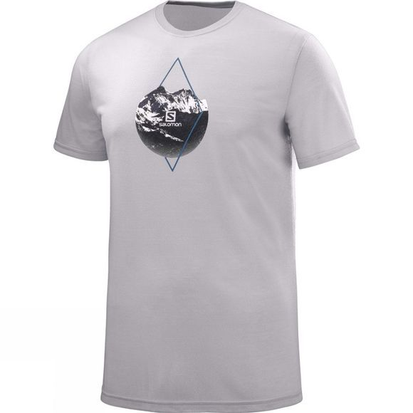 Mens X Alp Graphic Short Sleeve Tee