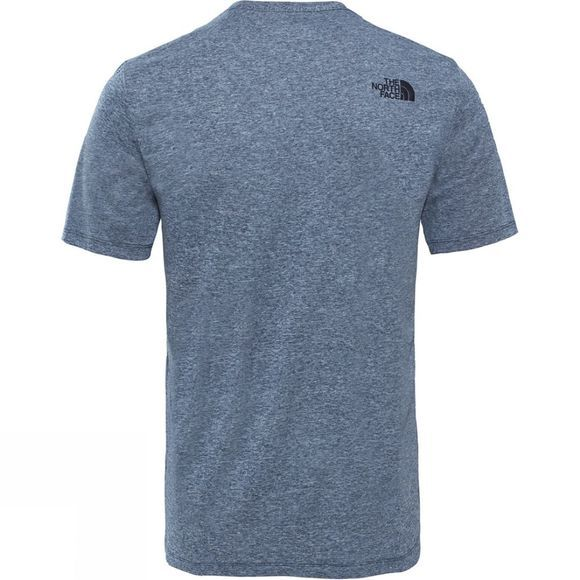 The North Face Mens Purna T-Shirt Urban Navy White Heather
