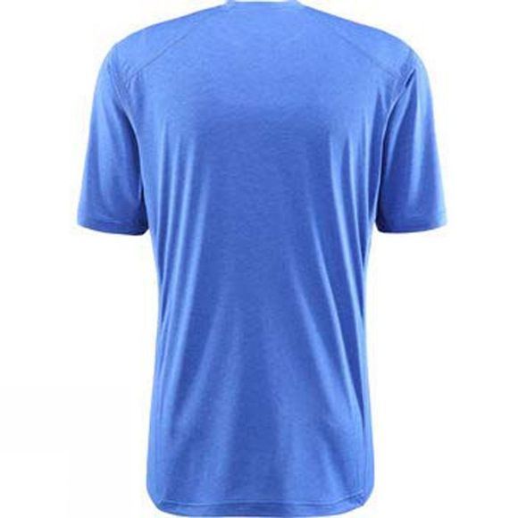 Haglofs Mens Ridge T-Shirt Cobalt Blue
