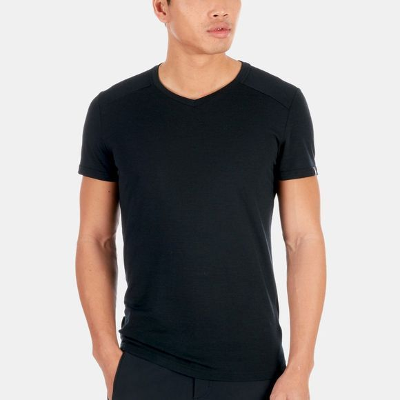 Mammut Mens Alvra T-Shirt Black
