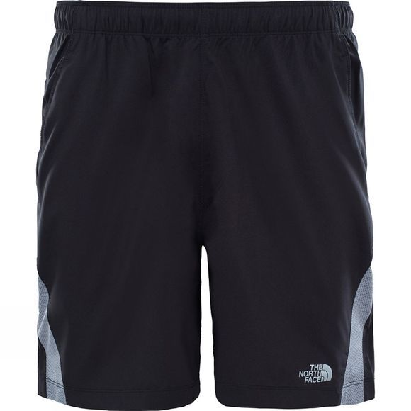 The North Face Mens Reactor Shorts TNF Black