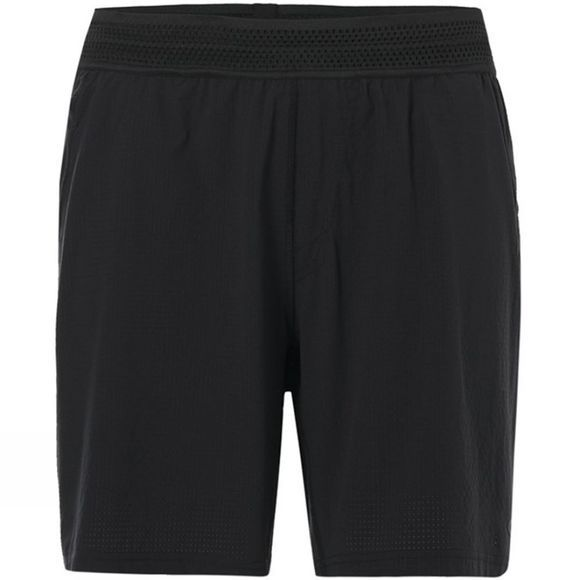 Oakley Mens Windshear Running Shorts Blackout