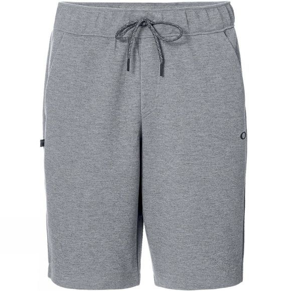 Oakley Mens Tech Knit Shorts Athletic Grey Heather