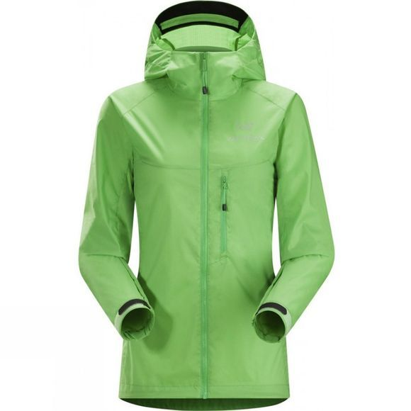 Arc'teryx Women's Squamish Hoody Green Orchid