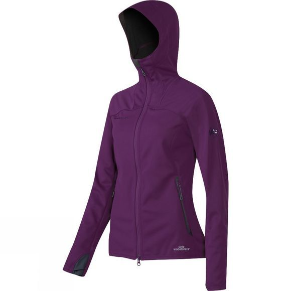 Mammut Women's Ultimate Hoody Velvet / Black
