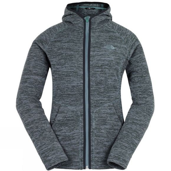 Women's Nikster Full Zip Fleece Hoodie