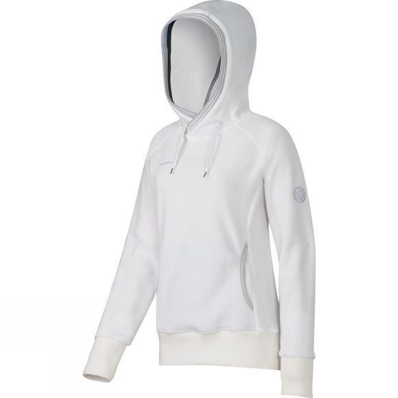 Mammut Womens Runje Tour ML Hoody White