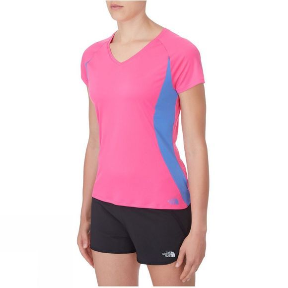 Women's Reflex V-neck Short Sleeve Tee