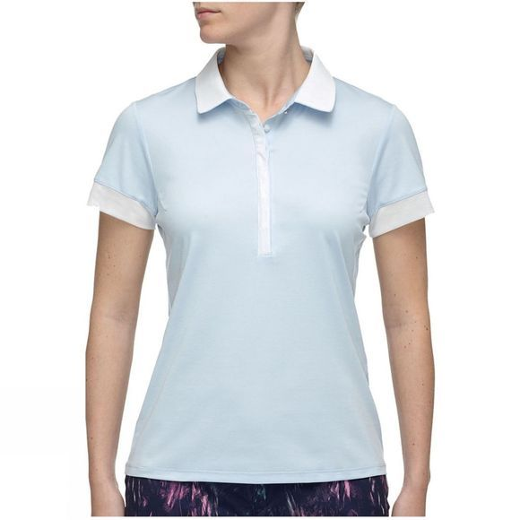 Women's Sia Primeflex Short Sleeve Polo