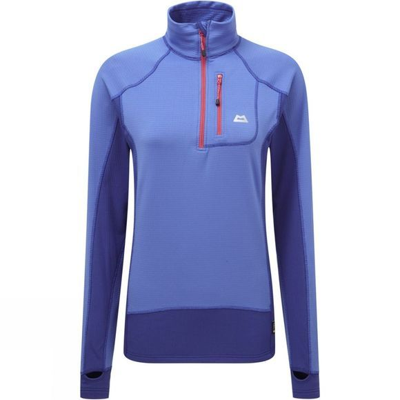 Women's Eclipse Zip Fleece Top