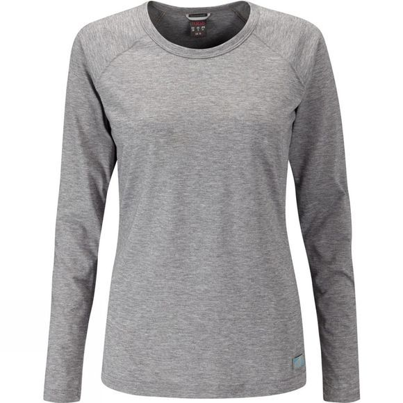 Womens Crimp Long Sleeve Tee