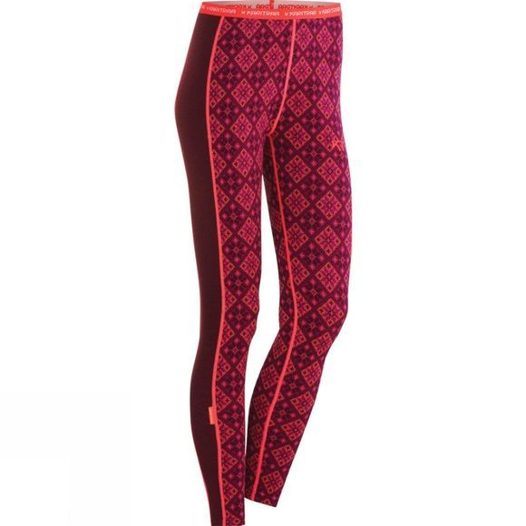 Kari Traa Women's Rose Pants Wine