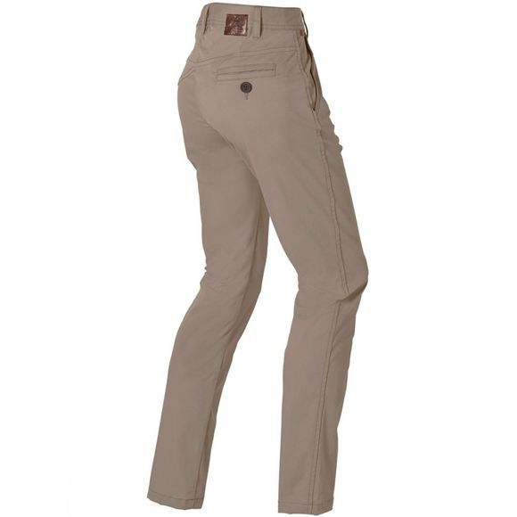 Odlo Women's Jondal Chino Pants Brown