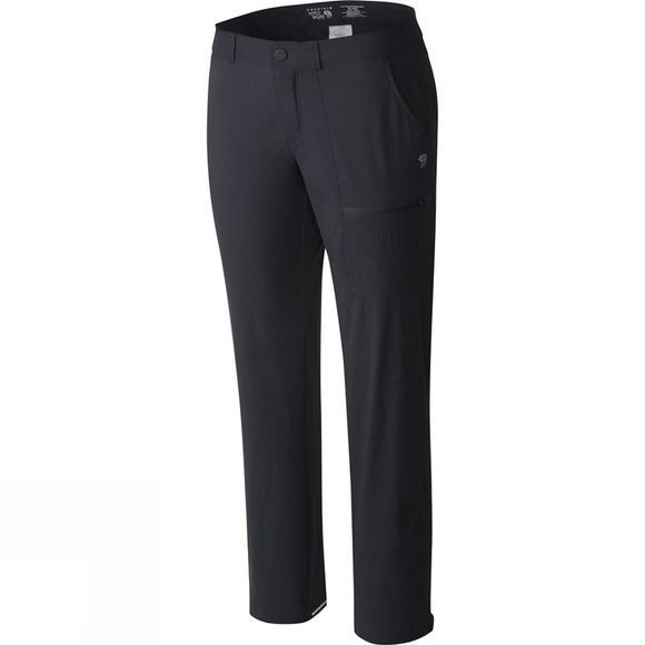 Mountain Hardwear Womens Metropass Pants Black