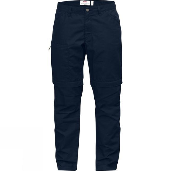Womens High Coast Zip-Off Trousers