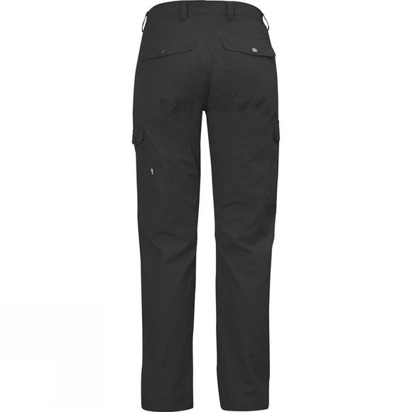 Womens Övik Trousers Curved