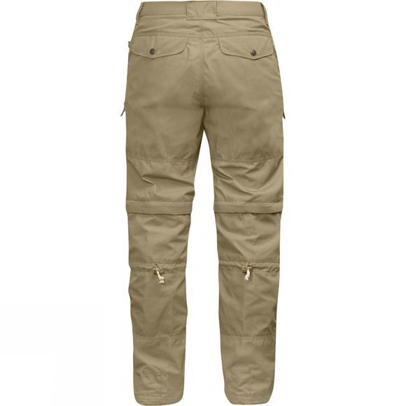 Fjallraven Fjall Womens Gaiter Trousers No.2 Sand