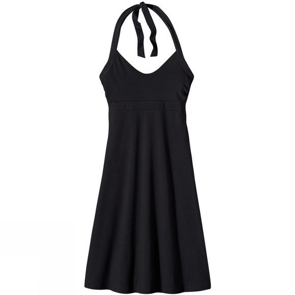 Patagonia Women's Iliana Halter Dress Black