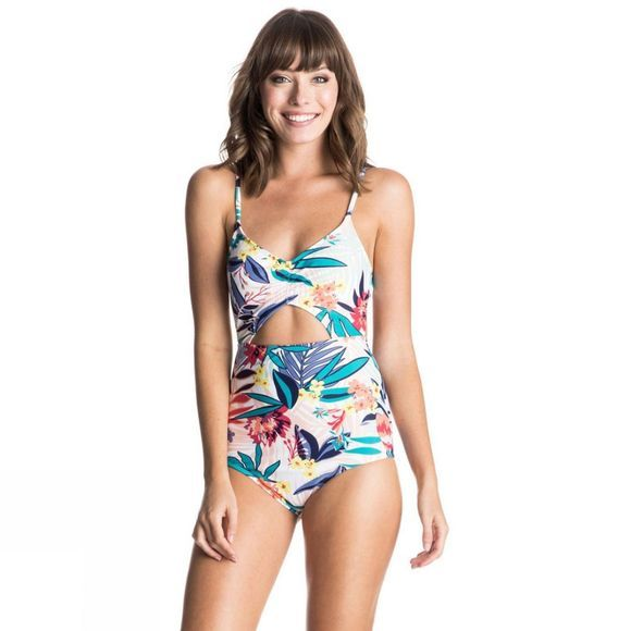 Women's Cut-Out One Piece Swimsuit