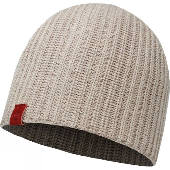 Buff Merino Wool Hat Hann