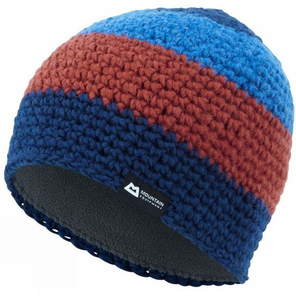 Mountain Equipment Flash Beanie Navy/Henna