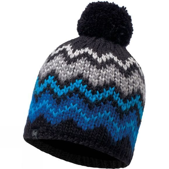 Buff Danke Knitted Hat Black
