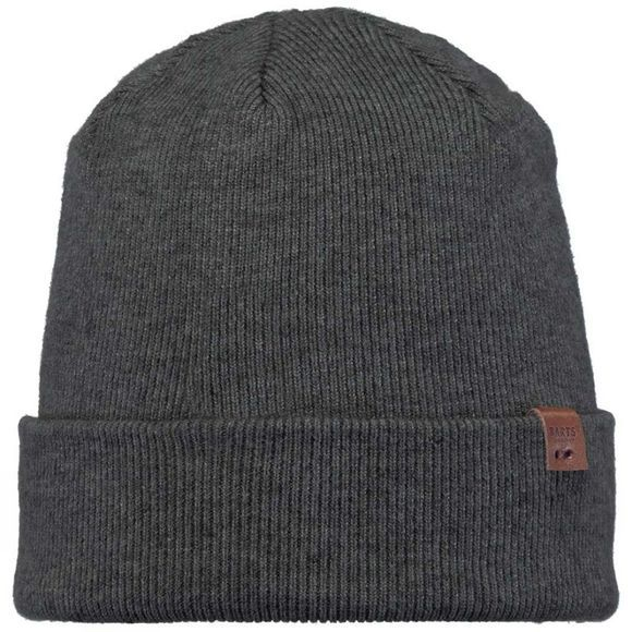 Barts Willes Beanie Dark Heather