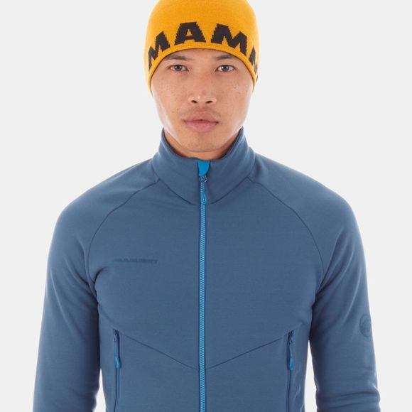 Mammut Reversible Logo Beanie Golden-Black