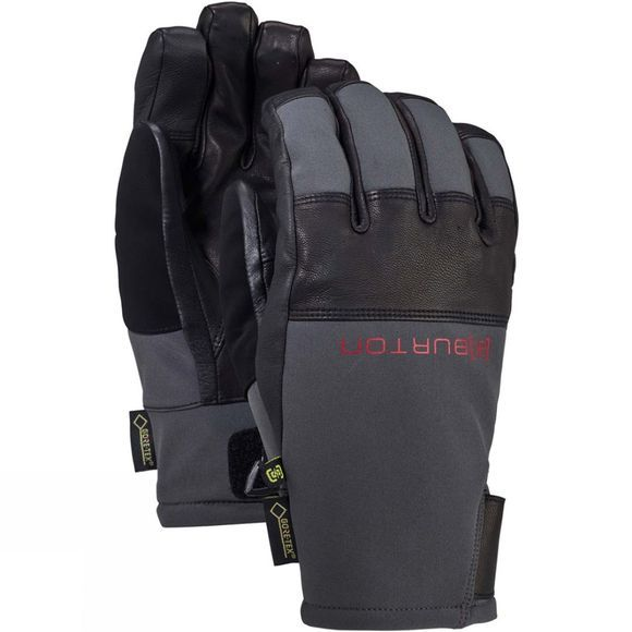 Burton Men's Clutch Glove Monument Grey