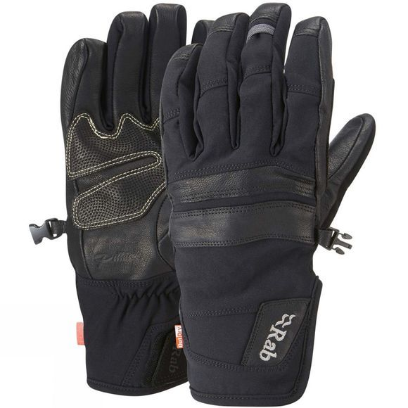 Rab Mens Vendetta Gloves Black