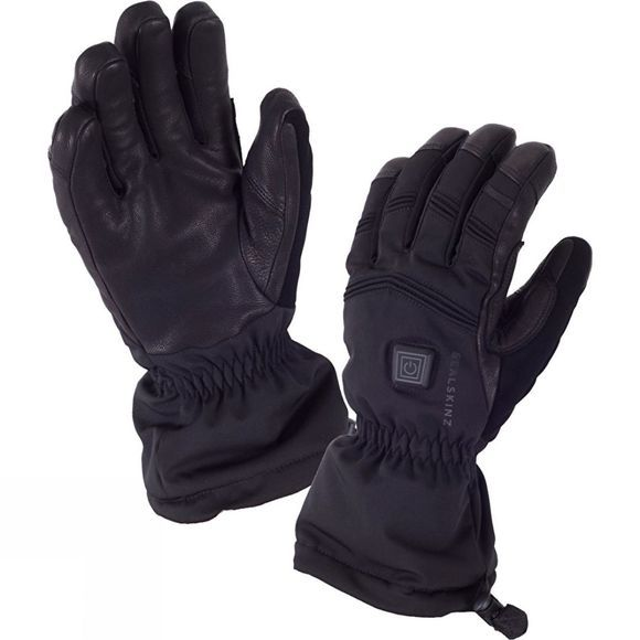 Extreme Cold Weather Heated Gloves